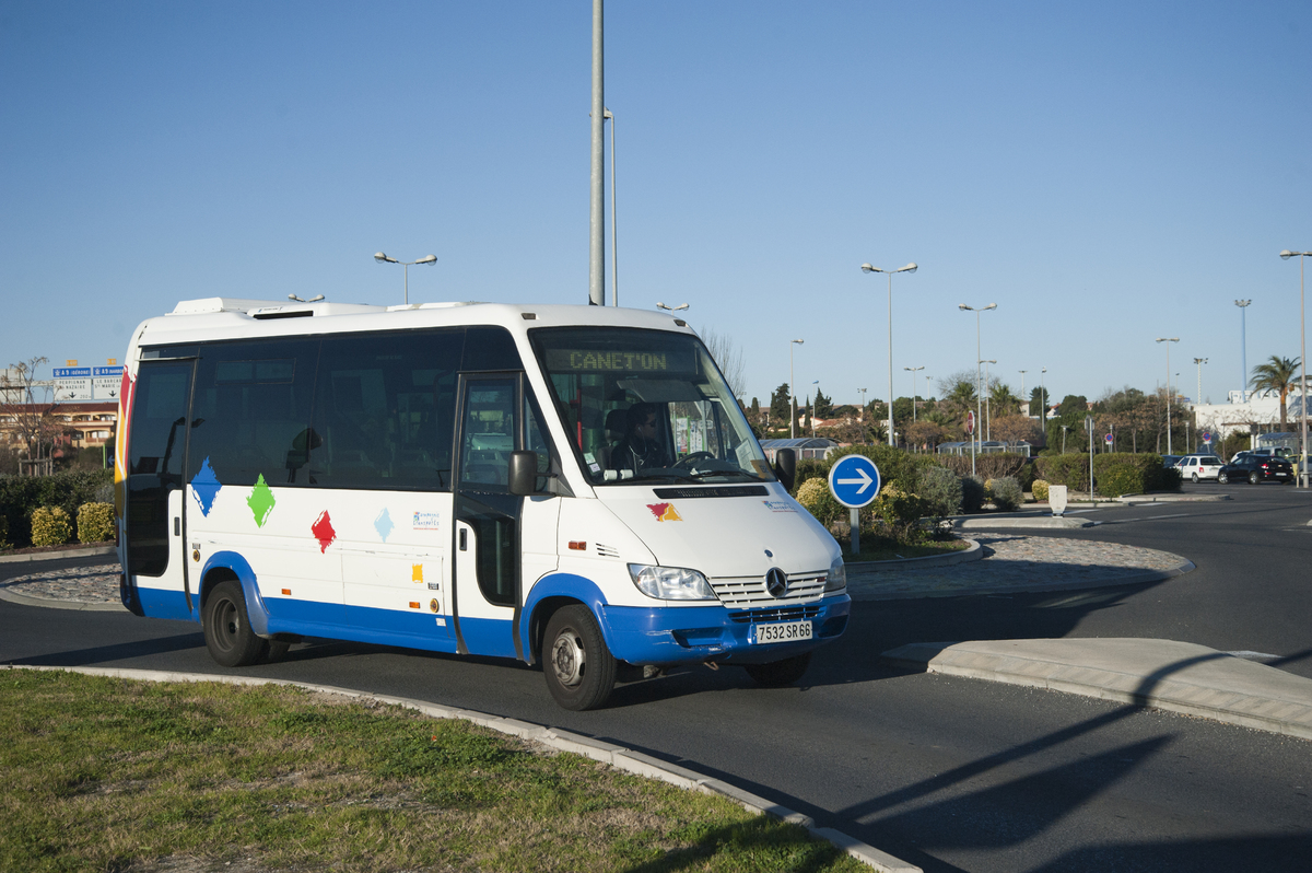 Canet en roussillon canet useful information smart ideas for getting around canet by bus - Bus perpignan port leucate ...